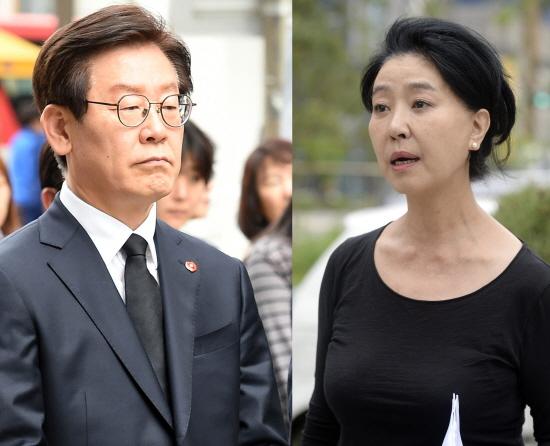 [밀착취재] 이재명-김부선의 '진실게임' 누구 말이 맞을까?