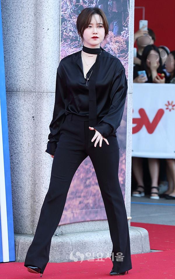 [IS포토|부천국제판타스틱영화제] 구혜선, '이보다 더 시크할 순 없다'