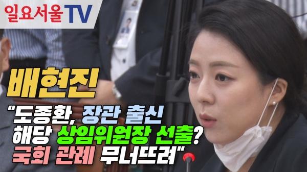 [영상] 배현진