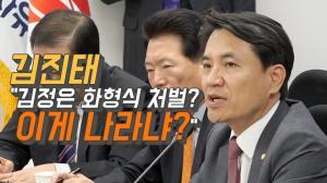 [영상] 김진태
