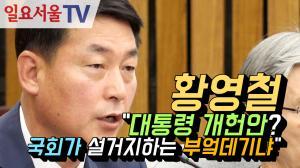[영상] 황영철