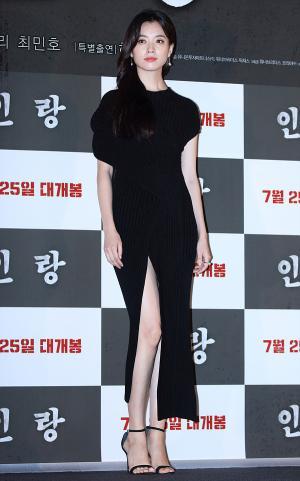 [IS포토] 인랑, 한효주 '심쿵을 부르는 자태'